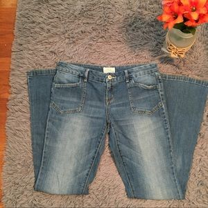 Aeropostale Hailey Flare Jeans Size 9/10